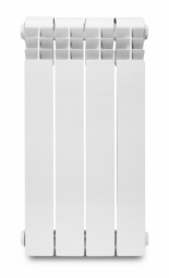 Радиатор алюминиевый Konner Lux 500/80 8 секц.