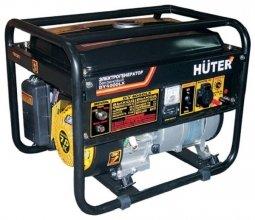 Генератор бензиновый Huter DY4000LX - электростартер