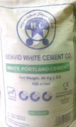 Цемент Benvid ЦЕМ I 52,5Н (ПЦБ 1-500 Д0) белый 50кг