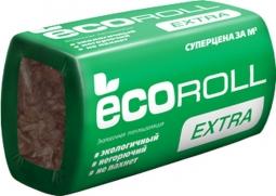 Минераловатный утеплитель Knauf ЭКОРолл Extra TS037 1230x610x100х8
