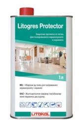 Защитная пропитка Litokol Litogres Protector с водоотталкивающим эффектом, 1л