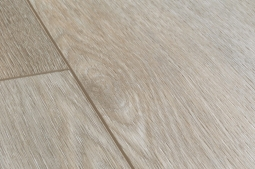 ПВХ-плитка Quick-step Livyn Balance Glue Plus Серо-бурый шелковый дуб