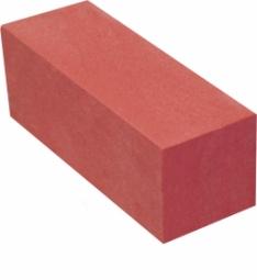 Кирпич лицевой силикатный Красный полнотелый евро утолщенный