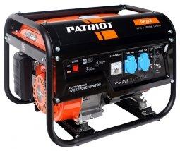 Генератор бензиновый Patriot GP-2510 2000/2200 Вт ручной запуск