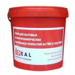 Клей Ideal 301 водно-дисперсионный универсальный 1.3 кг