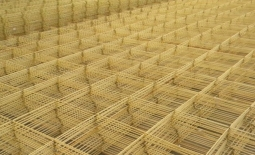 Сетка кладочная стеклопластиковая СКС 2 ячея 50х50 1200х1200