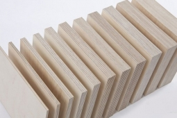 Фанера ФК шлифованная с 2 сторон 4x1525x1525 мм, сорт 2/3, береза