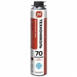 Монтажная пена Технониколь 70 PROFESSIONAL зимняя (1020 гр)