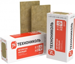 Базальтовый утеплитель Технониколь Техноруф Н Экстра 1200х600х50 / 6шт