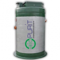 Автономная канализация FloTenk BioPurit 5 П-630