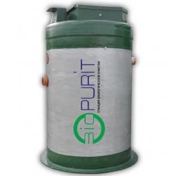 Автономная канализация FloTenk BioPurit 5 П-1130