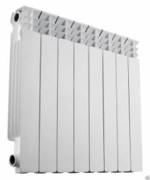Алюминиевый радиатор Garanterm Effect GAL350E/08