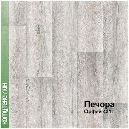 Линолеум Бытовой Комитекс Лин Печора 25-431D Орфей 2,5 м рулон