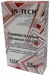 Наливной пол In-Teck Lux универсальный 25 кг