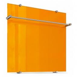 Полотенцесушитель Теплолюкс Flora 60х60 оранжевый
