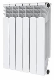 Радиатор алюминиевый PF 500 6 секц.