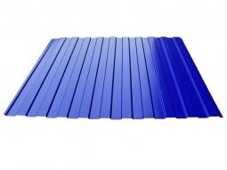 Профнастил С-8 RAL 5005 синий 1150х0.40