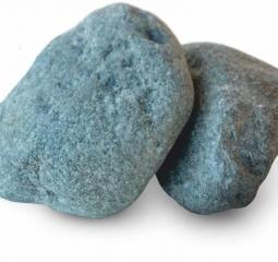 Камень для бани  Огненный камень Родингит обвалованный 20 кг