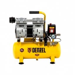 Компрессор Denzel DLS650/10 120 л/мин. 650 Вт