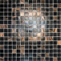 Мозаика Elada Aventurin HK-12 чёрное золото 32.7x32.7