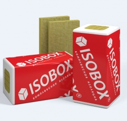 Базальтовый утеплитель Технониколь Изобокс Лайт 1200x600x50/12 пл.