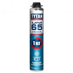 Монтажная пена Tytan 65 UNI зимняя (750 мл)