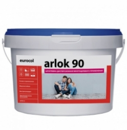 Шпаклевка водно-дисперсионная Forbo Arlok 90 (1,3кг)