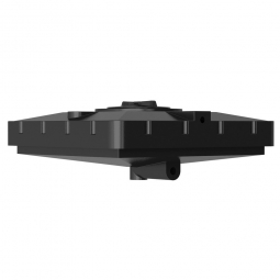 Бак для душа Aquatec 240 Черный 1100x1100x300
