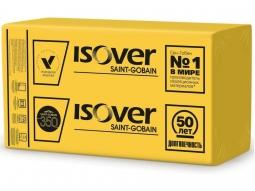 Стекловолоконный утеплитель Isover Штукатурный Фасад 50/E/K 1200х600х50 мм / 6 шт.