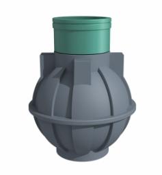 Подземная емкость ЕЗПИ Шар 1100