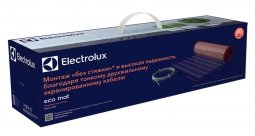 Нагревательный мат Electrolux Eco Mat без вредного электромагнитного излучения EEM 2-150-4